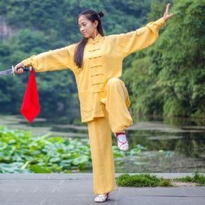 ☀️ Tai Chi Martial Arts Uniform Kung Fu Wushu Suit